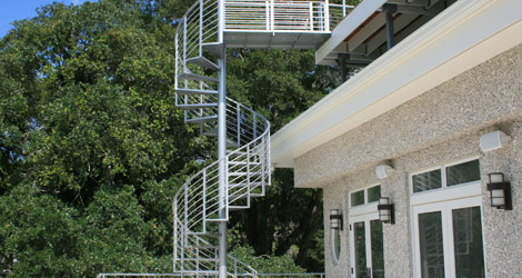 Sprial Staircases and other Miscellaneous Metal Fabrication